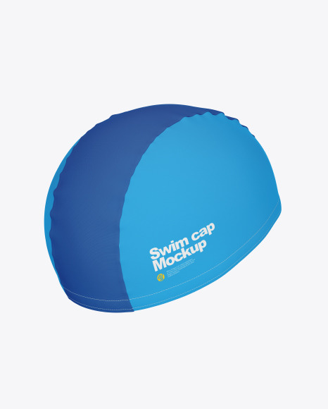 Swimming Cap Mockup