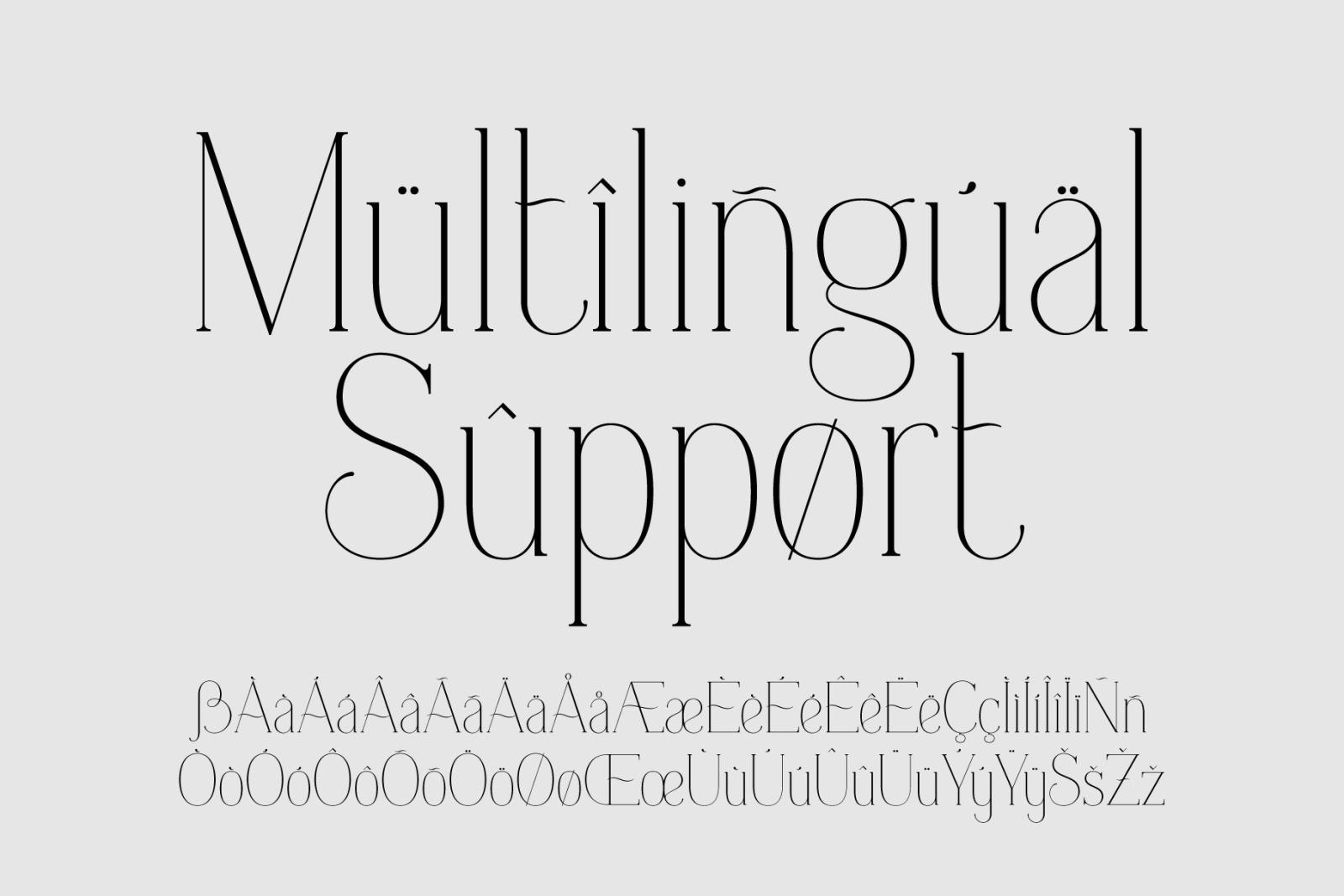 Everleigh Serif Font