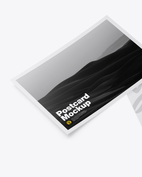 Download Free Mockup Postcard PSD - Free PSD Mockup Templates