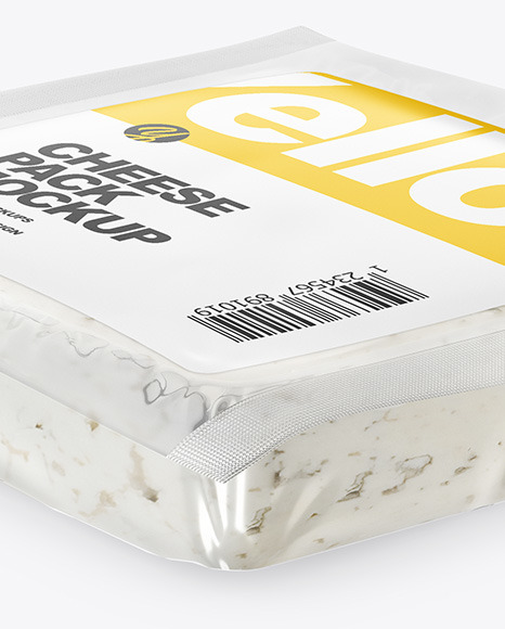 Cheese Pack Mockup