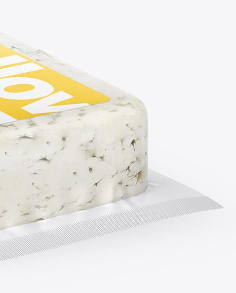 Cheese Pack Mockup