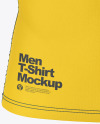 Compression T-Shirt Mockup – Front View