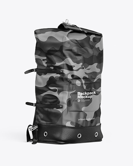 Download Backpack PSD Mockup