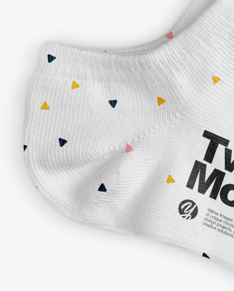 Two Socks Mockup