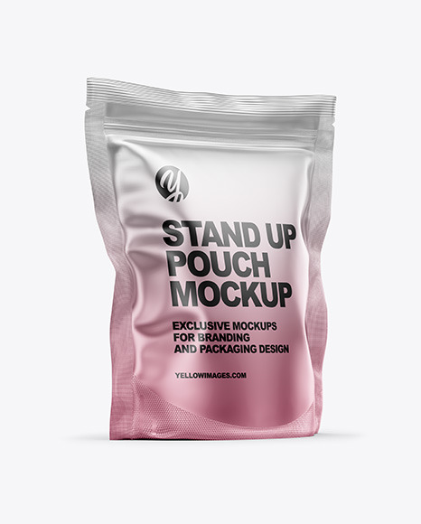 Stand Up Pouch Bag