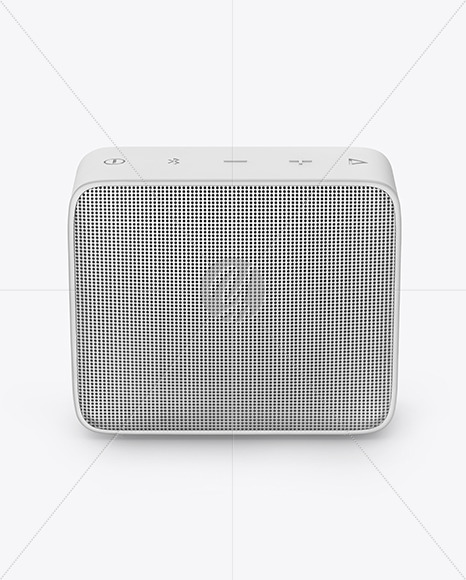 Portable Speaker Mockup