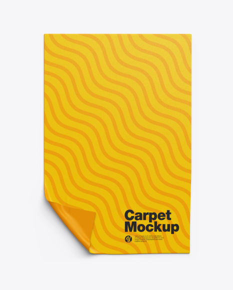 Download Carpet PSD Mockup