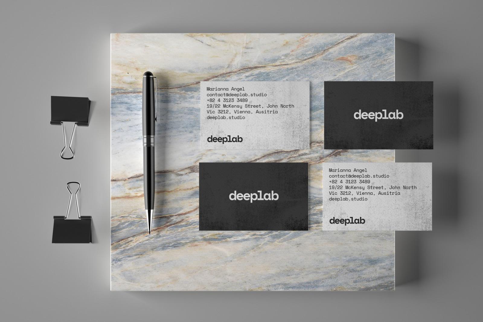 Stationery Branding Mockup Set