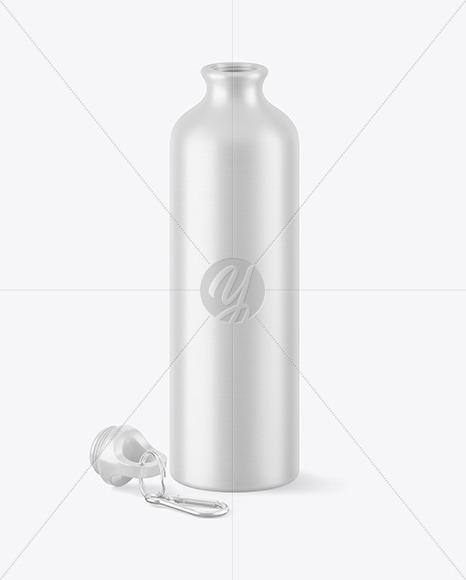 Download Aluminum Water Bottle Mockup Free Psd PSD - Free PSD Mockup Templates