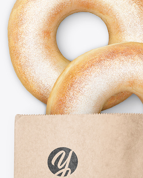 Download Donut Packaging Mockup