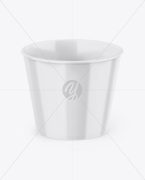 Glossy Bucket Mockup