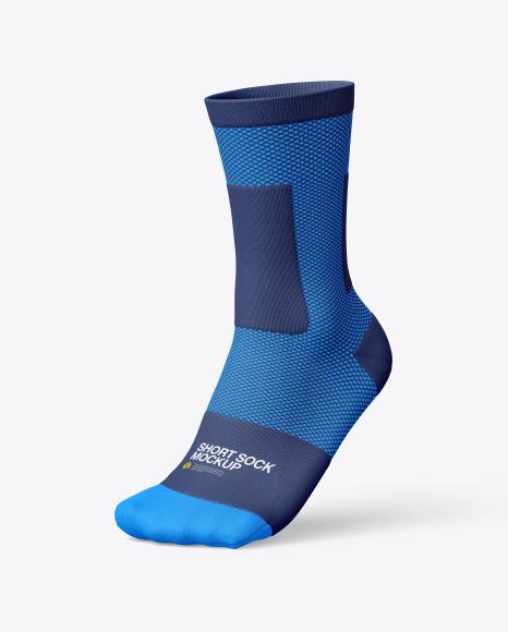 Compression short socks