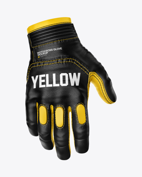 Download Goalkeeper Gloves Mockup Yellowimages