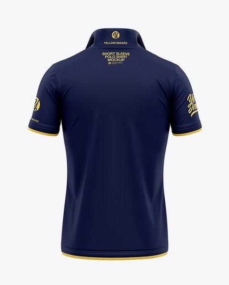 Polo Shirt Mockup