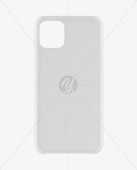 Matte Phone Case Mockup