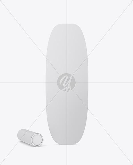 Balance Board Mockup