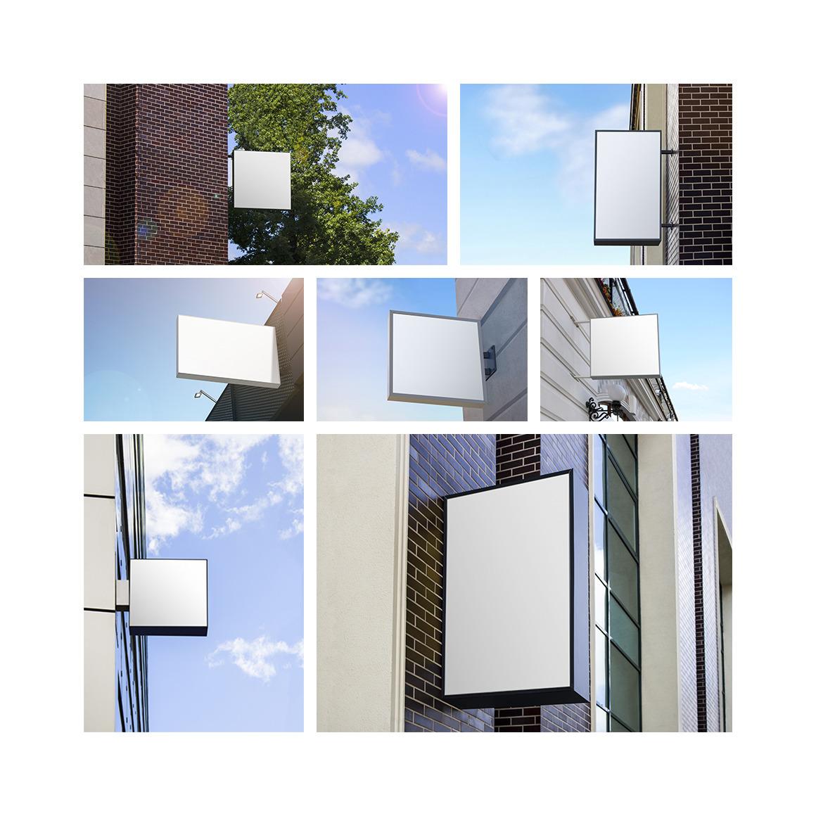 Download 3d Glass Window Logo Mockup Free Psd PSD - Free PSD Mockup Templates