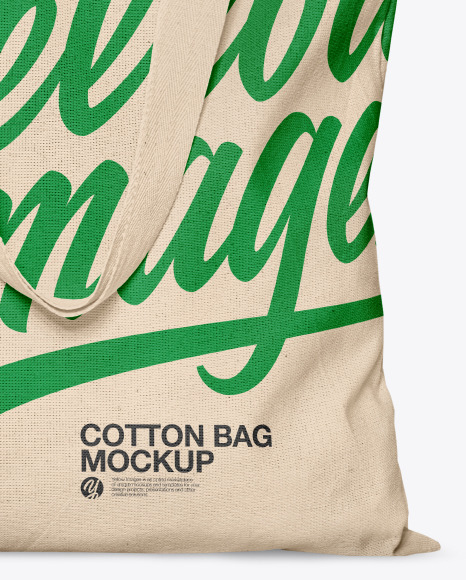 Download Cotton Bag Mockup Yellowimages