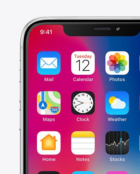 Apple iPhone XR Mockup