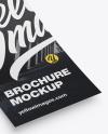Glossy Flyer Mockup