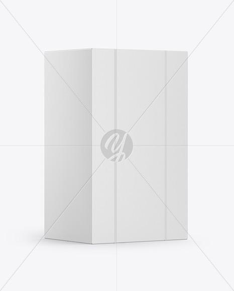 Mailing Paper Box Mockup
