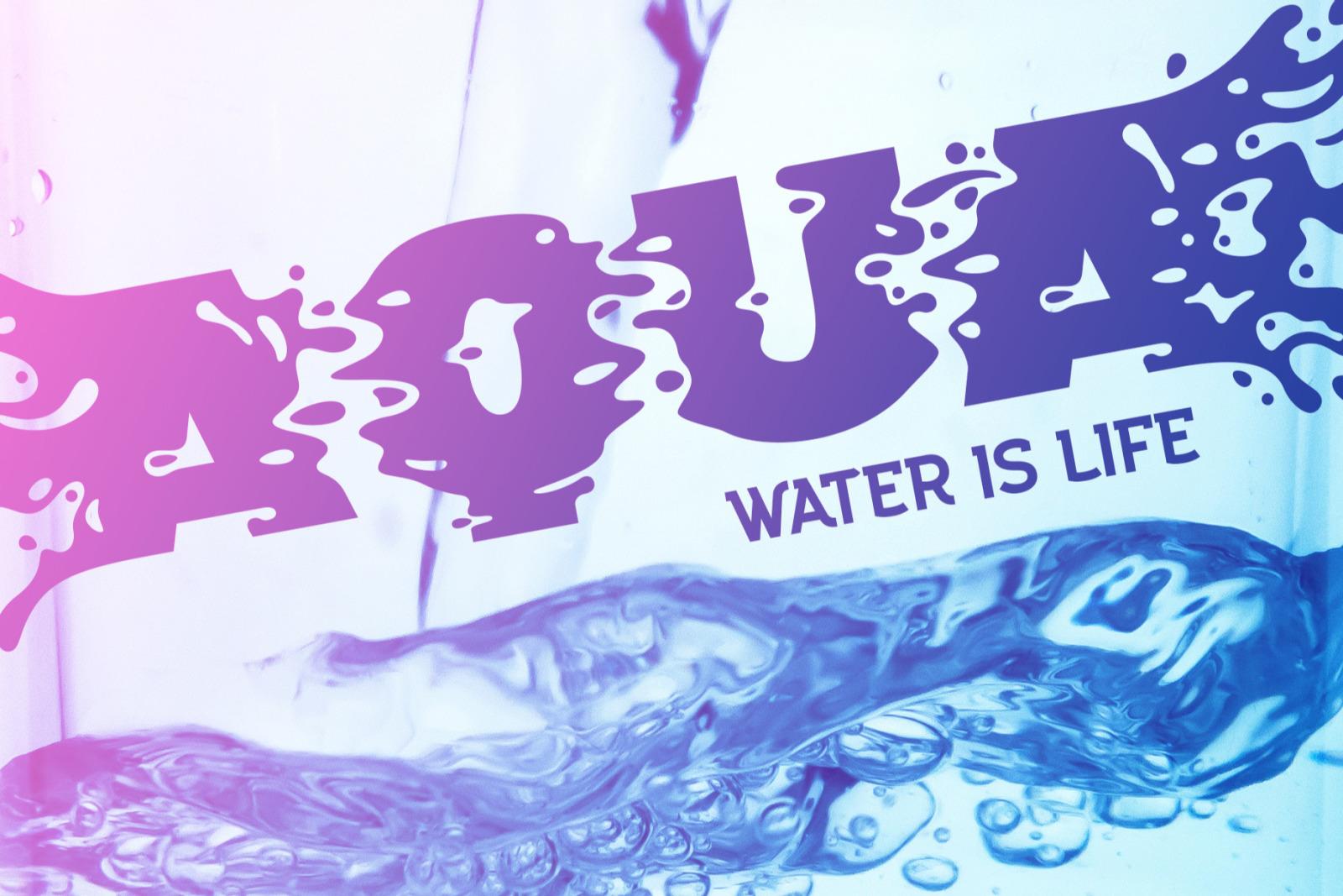 Plop liquid font