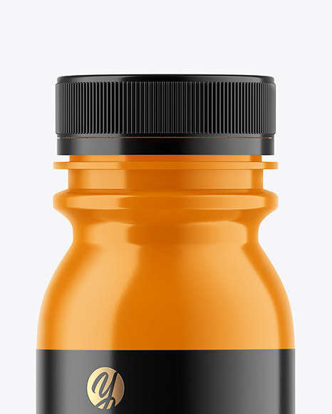 Download Plastic Bottle Mockup In Bottle Mockups On Yellow Images Object Mockups PSD Mockup Templates