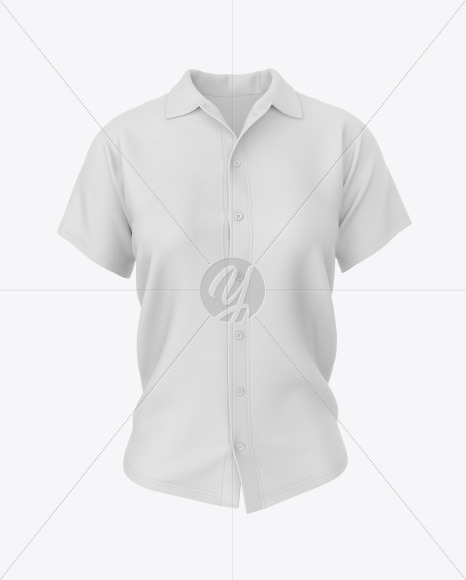 Women's Polo Shirt Mockup