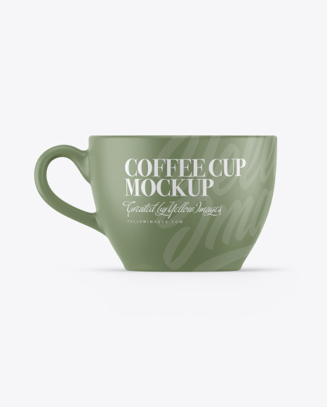 Coffee Cup Mockup Download