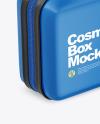 Cosmetic Box Mockup
