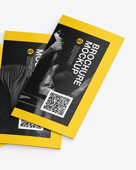Brochures Mockup