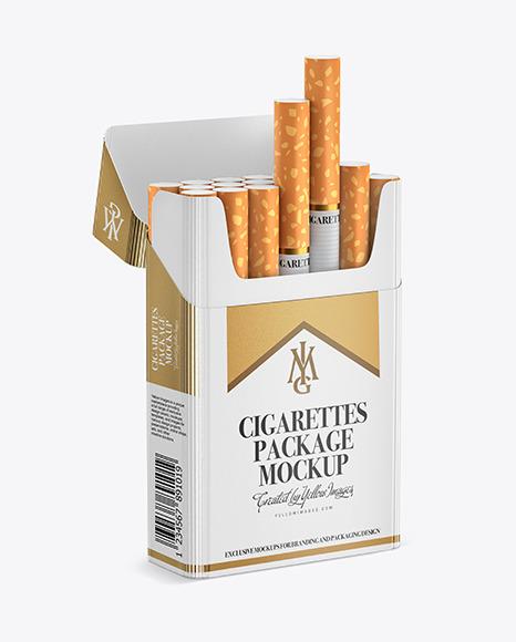 King Size Cigarette Pack