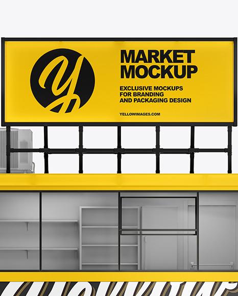 Market Mockup