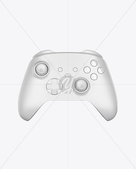Xbox Series X Gamepad In Device Mockups On Yellow Images Object Mockups
