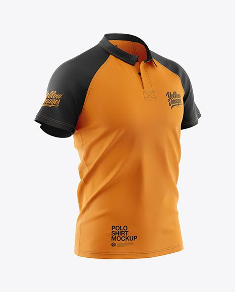 Download Free Polo Shirt Mockup Front And Back Psd PSD - Free PSD Mockup Templates