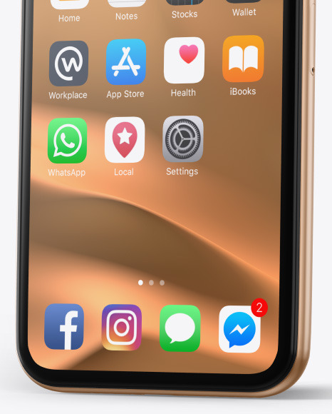 Download Apple Iphone 11 Pro Mockup In Device Mockups On Yellow Images Object Mockups Yellowimages Mockups