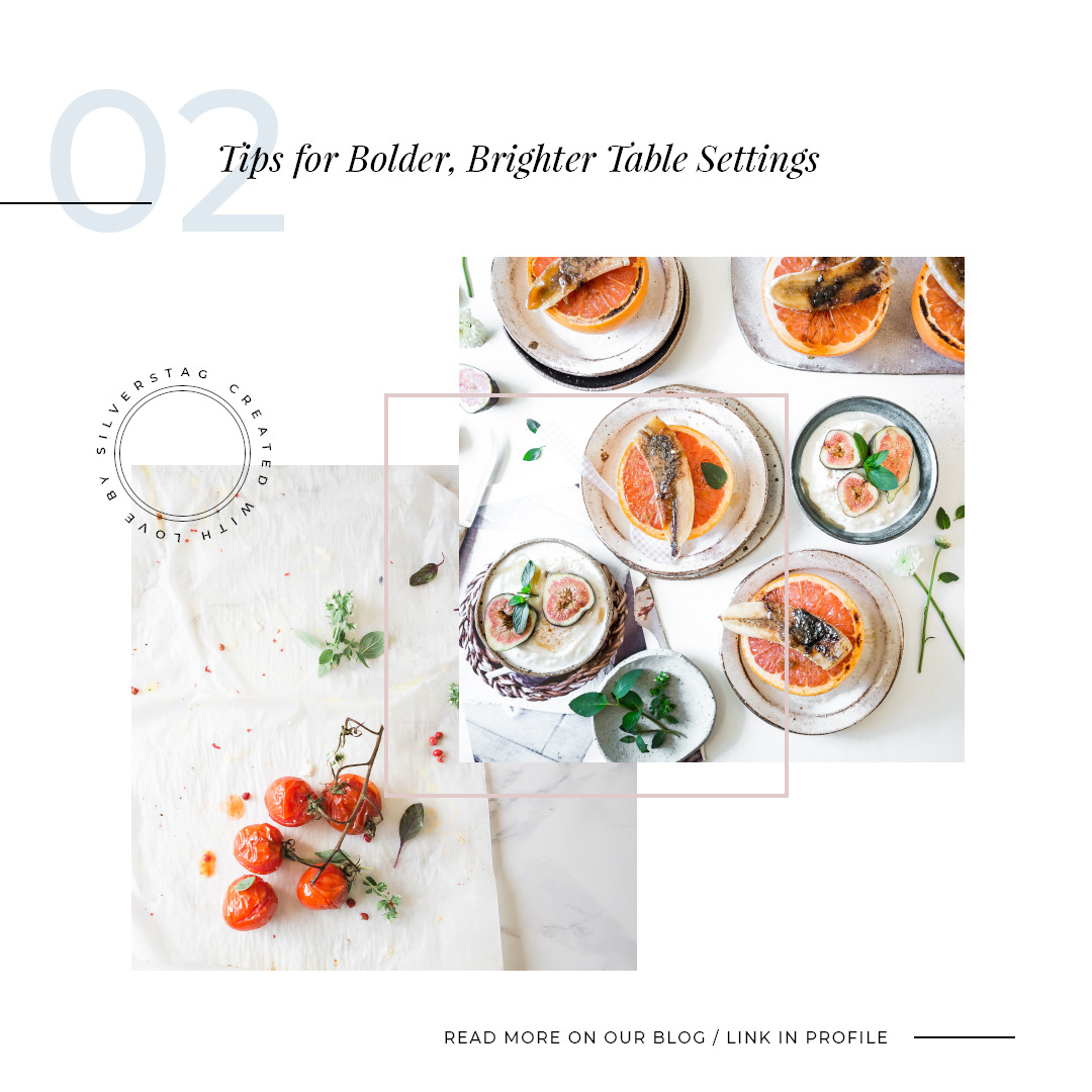 Modern Food & Travel Instagram Pack