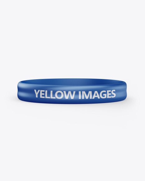 Download Rubber Wristband Mockup Free Yellowimages