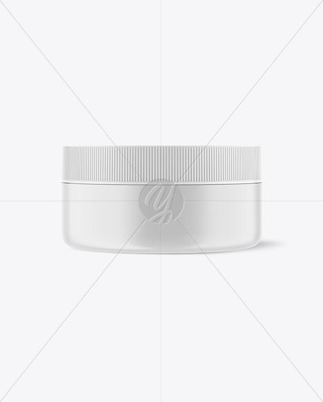 Download Cosmetic Jar Mockup Front View PSD - Free PSD Mockup Templates