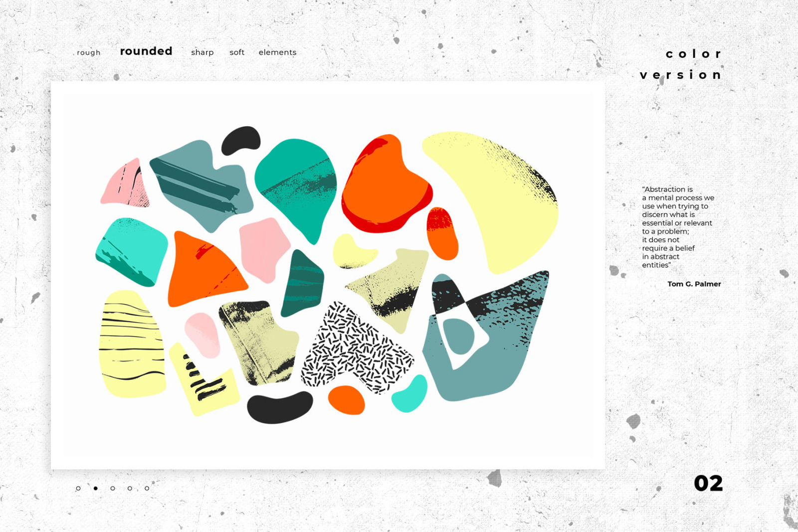 Geometric Shapes and Backgrounds
