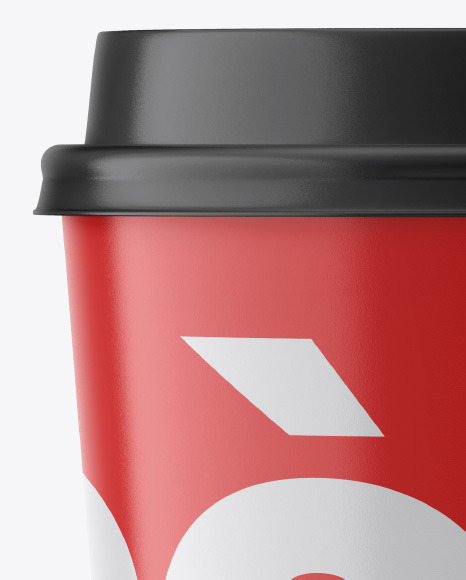 Download Textured Paper Coffee Cup Mockup PSD - Free PSD Mockup Templates