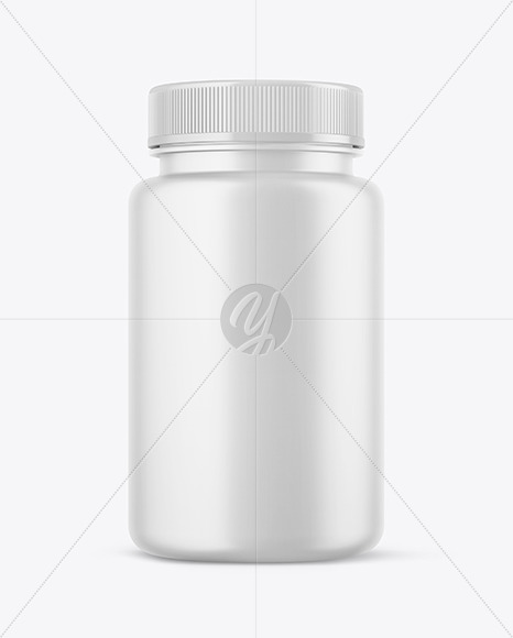 Download Matte Pills Bottle Mockup In Jar Mockups On Yellow Images Object Mockups PSD Mockup Templates
