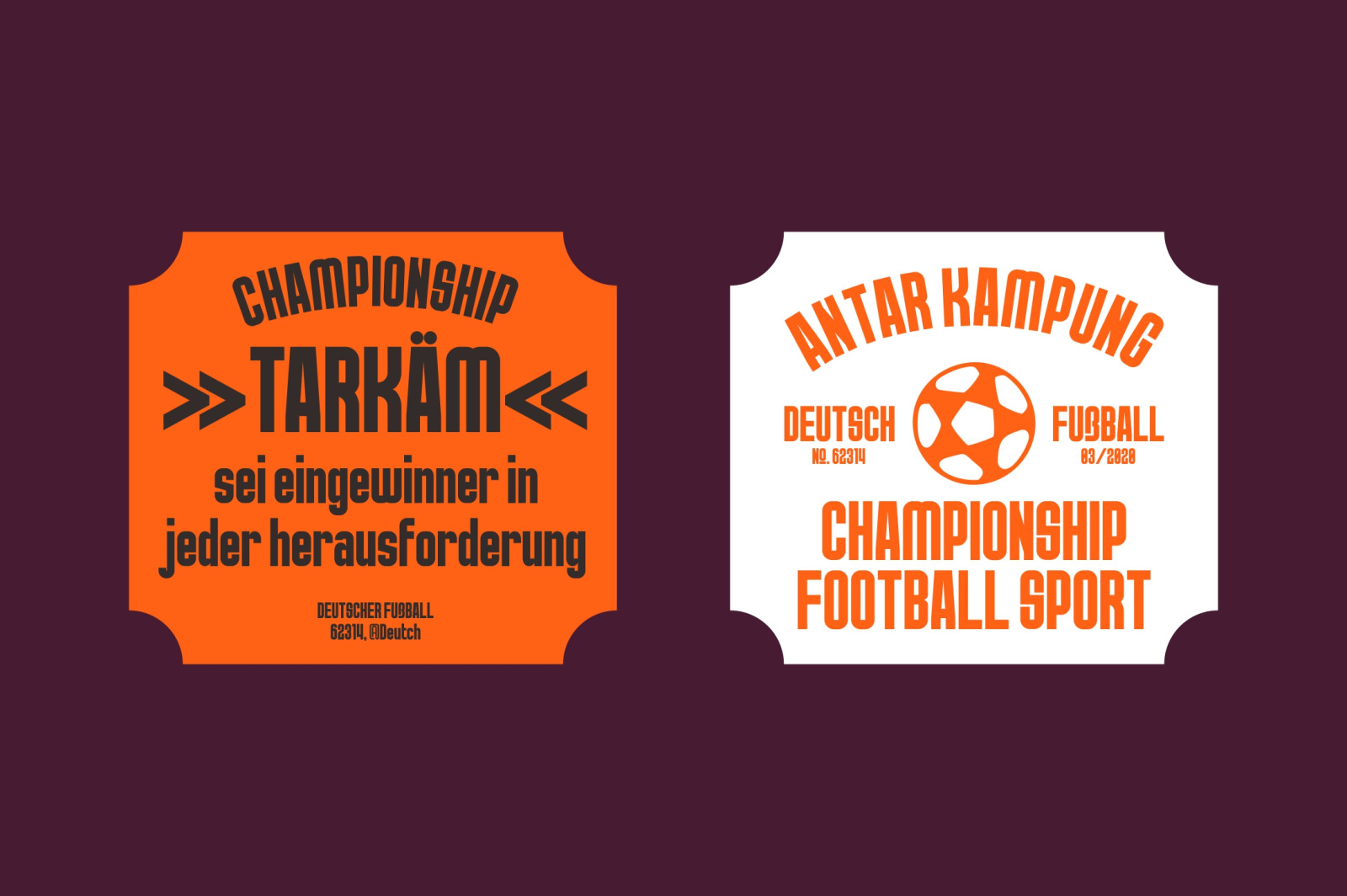 Norch - Sporty Display Font