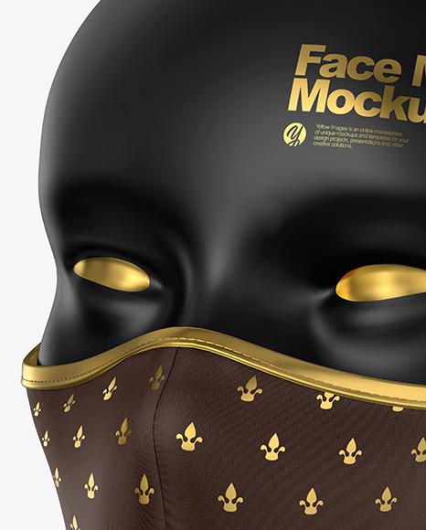 Download Ski Mask Mockup Yellow Images