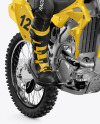 Motocross Racing Kit Mockup