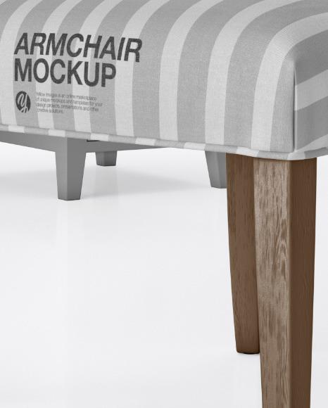 Armchair Mockup