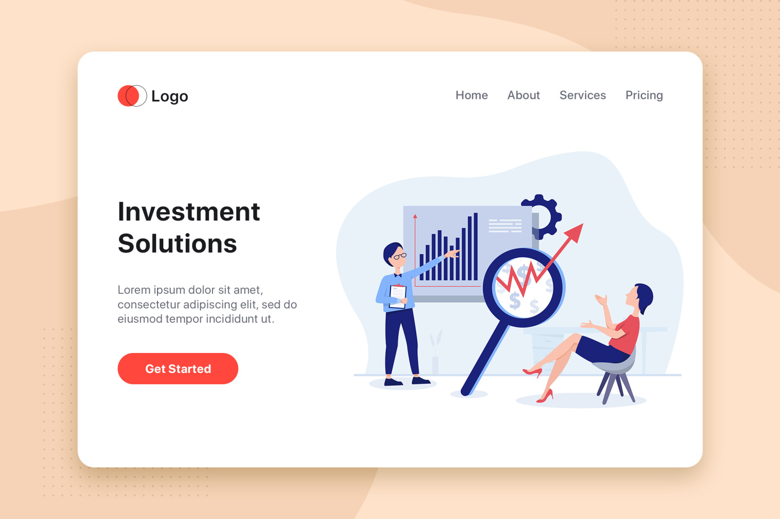 [Part 8] Website Illustrations Set