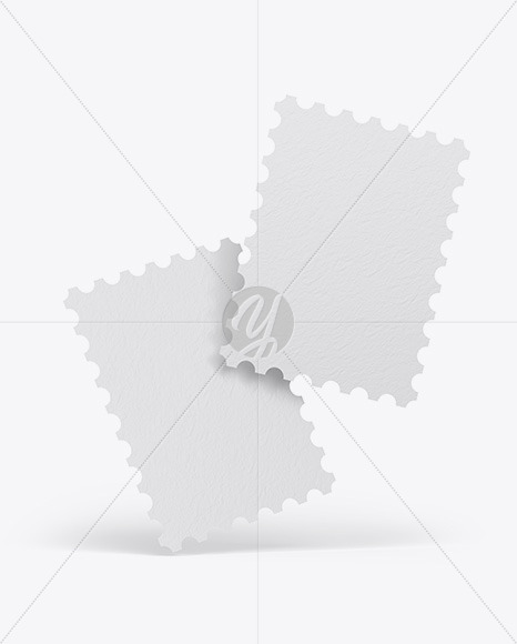 Download Textured Postmarks Mockup Free Mockups