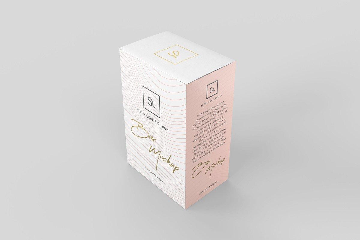 Box / Packaging Mockup