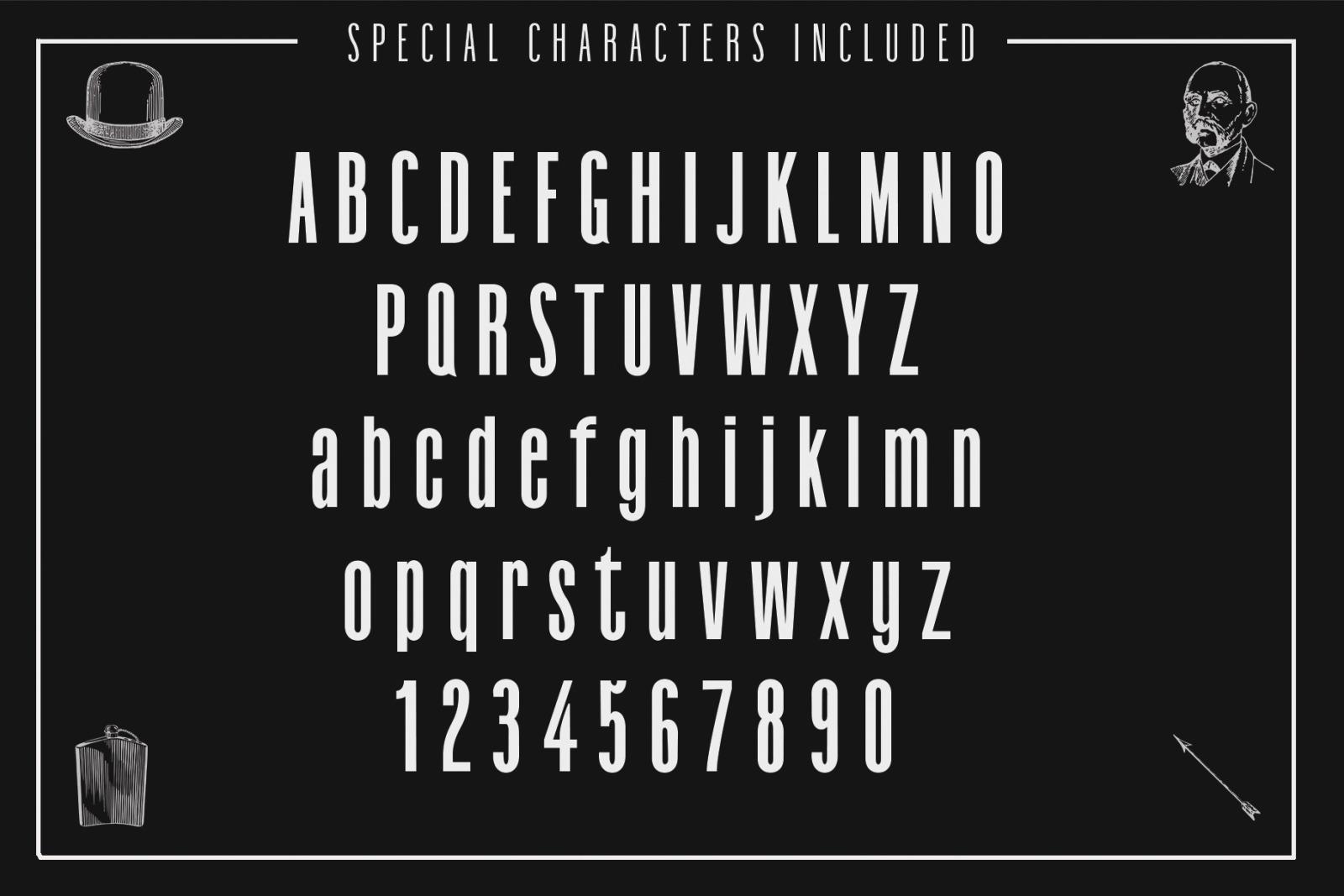 BLACK VELVET: A Font Duo Collection